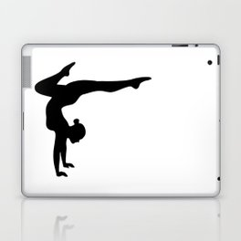 B&W Contortionist Laptop & iPad Skin