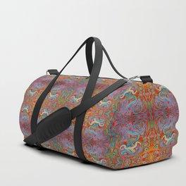 Mermaid Glass Duffle Bag