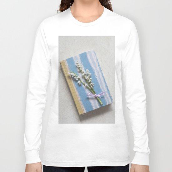Romantic Book Long Sleeve T-shirt