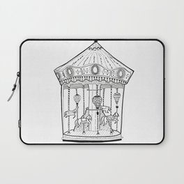 The Carousel - Circus fun #1 Laptop Sleeve