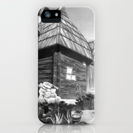 Mokra Gora iPhone Case