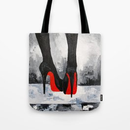 Take off your shoes! Tote Bag
