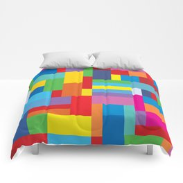 La Grille #9 Comforters