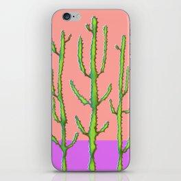 Three Amigos Cacti iPhone Skin