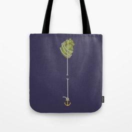 Hulk Heart Tote Bag