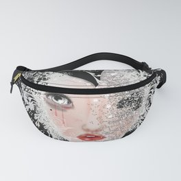 Victorian doll Fanny Pack