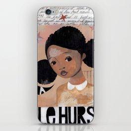 Zora iPhone Skin