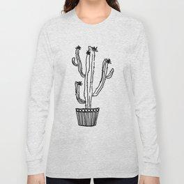 Cactus 5 Long Sleeve T-shirt