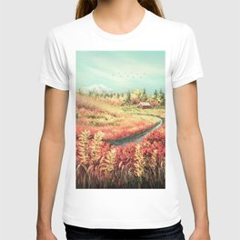 The Beauty of Autumn T-shirt