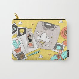 Introvert Artist Essentials Carry-All Pouch
