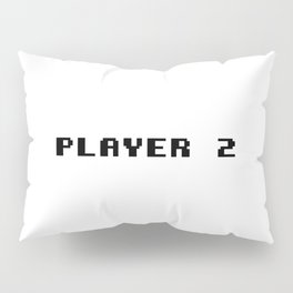 Player 2 Pillow Sham
