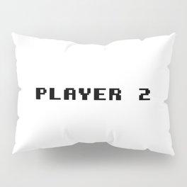 Player 2 Pillow Sham