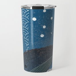 The Whale And The Moon Travel Mug