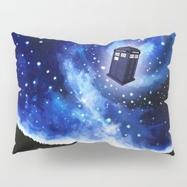 Tardis Dr. WHO Pillow Sham