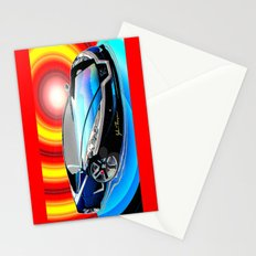 Peugeot Stationery Cards