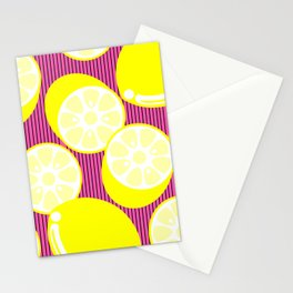 Lem'ie Ask You A Question Stationery Cards