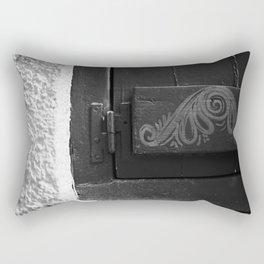 Details at Anafiotika Rectangular Pillow