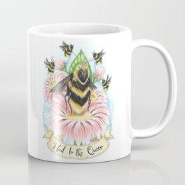 Hail to the Queen Coffee Mug
