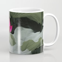 Nature's Pink Coffee Mug