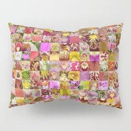 Orchid Montage Pillow Sham