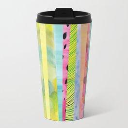 Wild Stripe Reflection Travel Mug