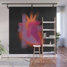 423 Hz Wall Mural