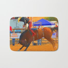 Up And Over Bath Mat