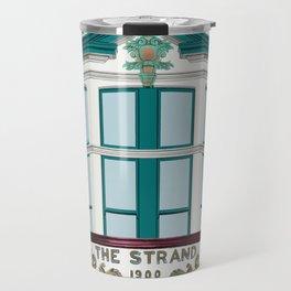 The Strand Building Travel Mug