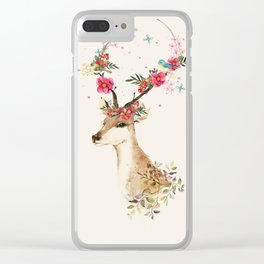Doe 1 Clear iPhone Case