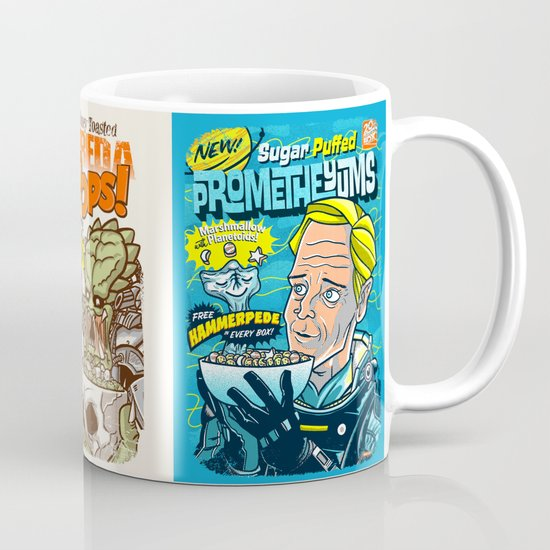 PredaPOPS! Mug