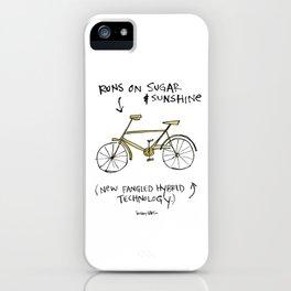 Sunshine Bike iPhone Case