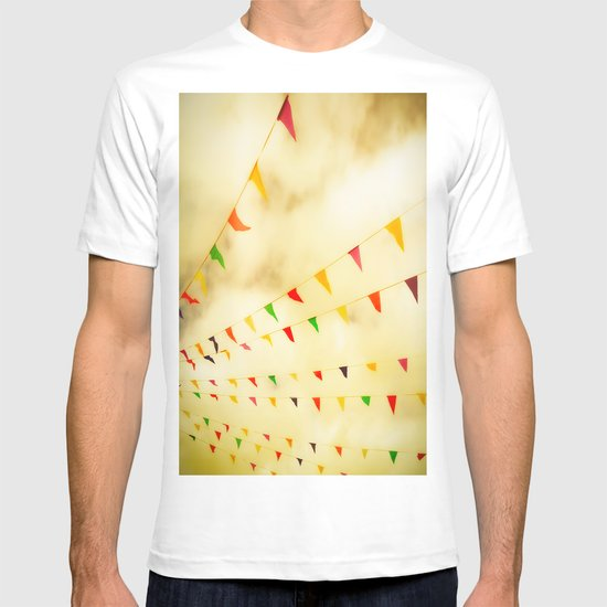 Flags & Color T-shirt