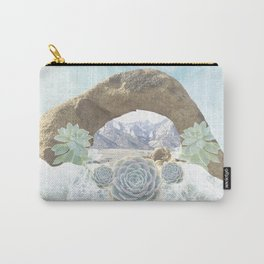 The Beautiful Mt. Whitney Carry-All Pouch