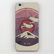 Fuji iPhone & iPod Skin