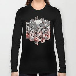 Hellraiser Puzzlebox D Long Sleeve T-shirt