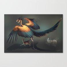 Volverna-Dragon Canvas Print