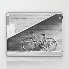 Bike and lines Laptop & iPad Skin