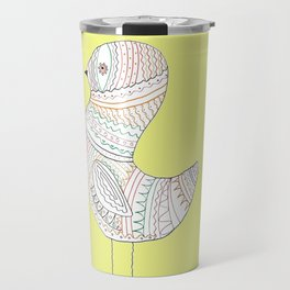 GOLDEN BIRD TWO Travel Mug