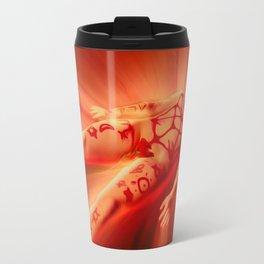 The Magic Rose Travel Mug