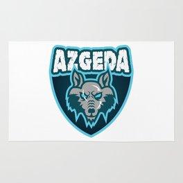 Azgeda Kru Shield Rug