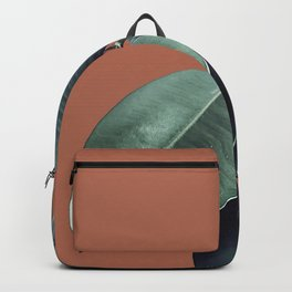 Ficus Elastica #17 #AutumnLeaf #foliage #decor #art #society6 Backpack