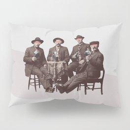 Drinking Partners Pillow Sham
