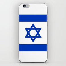 National Flag of the State of Israel iPhone & iPod Skin