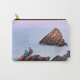 Fishing with Dad Carry-All Pouch