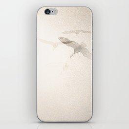 { OVERHEAD } iPhone Skin