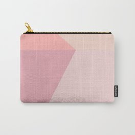 Pink DIC Palette Pink Feeling Pillow  Modern  Minimal Art  Carry-All Pouch