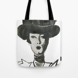 Woman XY 102 Tote Bag