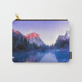 Yosemite, California National Park Carry-All Pouch