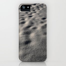 Snow Blindness iPhone Case