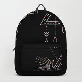 Mandala Tribal Bull Backpack